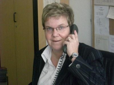 Stellvertretende Schulleiterin Gabi Sobota